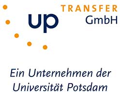 Logo der UP Transfer GmbH